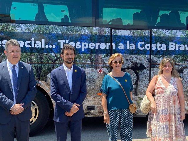 La Generalitat i Moventis promocionaran la Costa Brava (Girona) a Catalunya