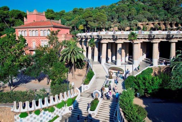 Park Güell (Barcelona)