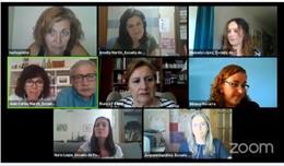Congreso virtual de la Escuela de Pacientes