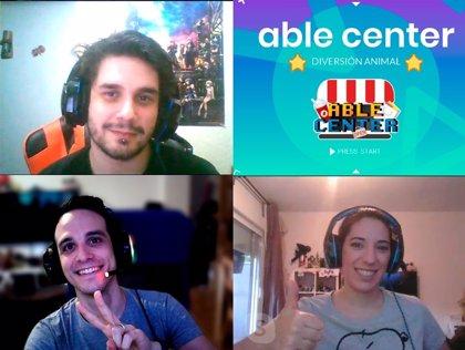 'Able Center', la idea ganadora del primer concurso 'Disability Serious Game'