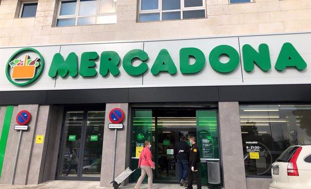 Sevilla.- Mercadona abrirá el 10 de julio su nuevo supermercado en el centro com