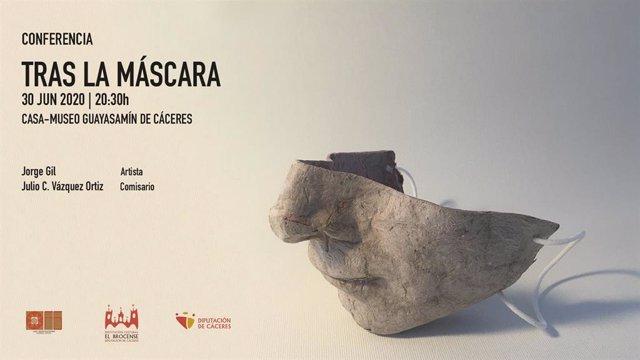 Una conferencia del artista Jorge Gil clausura este martes la exposición de su o