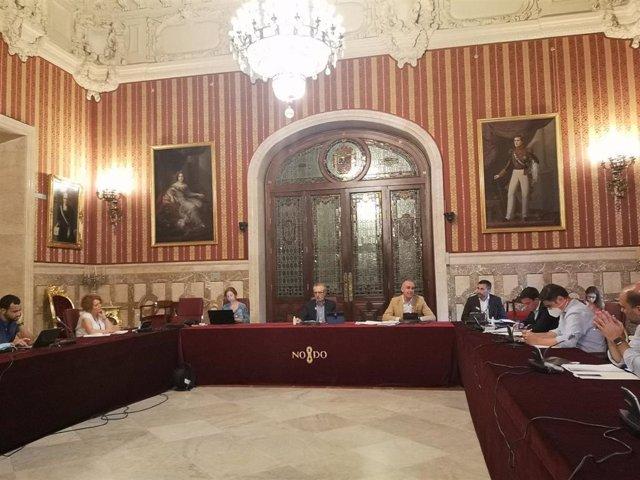 Comisión de reactivación social y económica de Sevilla