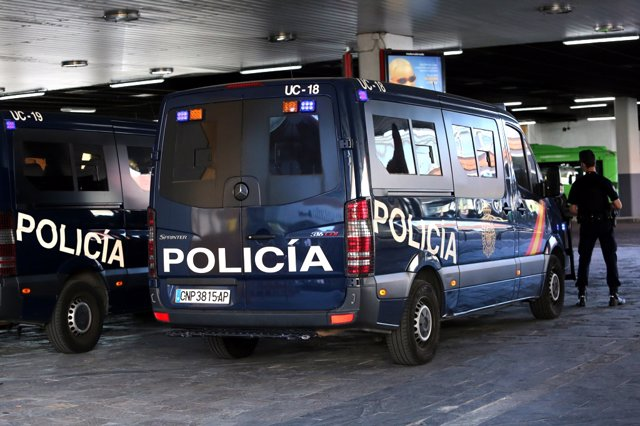 Recursos de Policía Nacional.