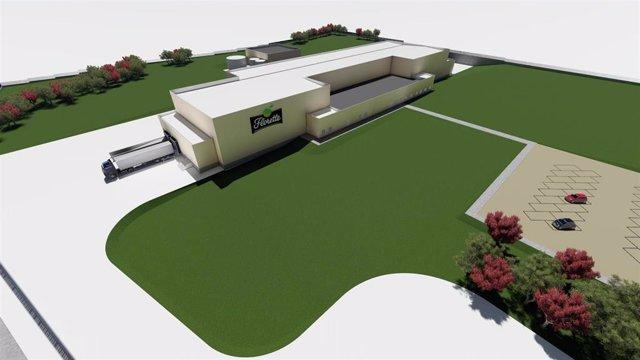 Florette inicia esta semana la construcción de sus nuevas instalaciones en Tortosa (Tarragona)