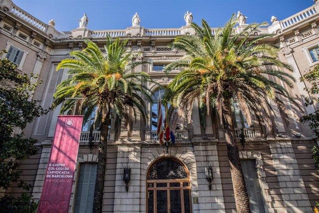 Sede del Colegio de la Abogacía de Barcelona