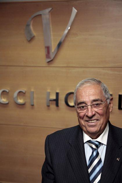 Fallece el presidente de Vincci Hoteles, Rufino Calero, a los 84 años de edad