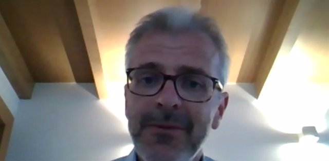 El director de Aeroports de Catalunya, Jordi Candela.