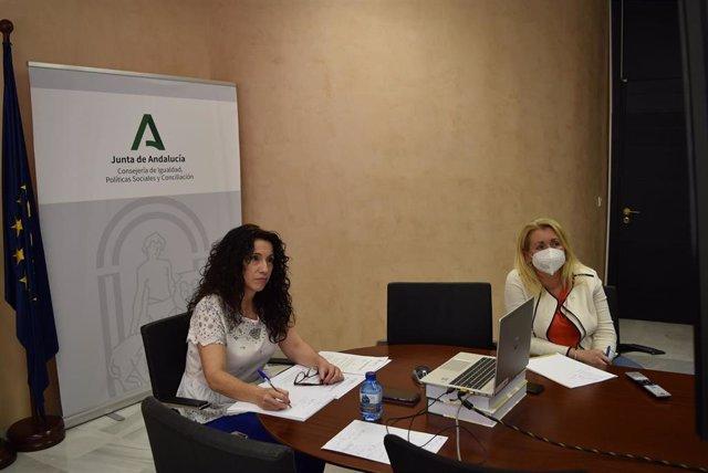 [Medios.Bienestar.Cipsc] Np: El Pleno Del Consejo Andaluz De Participación De Las Mujeres Elige A Su Vicepresidenta Segunda Y A Las Cinco Integrantes De La Comisión Permanente
