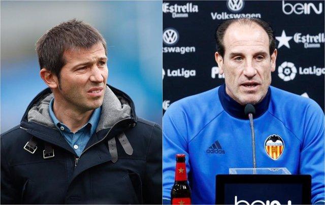 El Valencia destituye a Albert Celades y Voro coge de nuevo al equipo