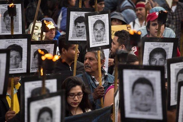 México.- Detenido uno de los principales sospechosos de la matanza de los 43 est