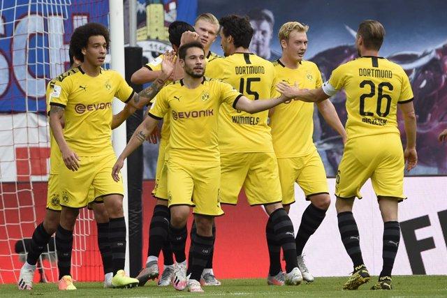 Fútbol.- El Borussia Dortmund anuncia pérdidas de 45 millones de euros en la tem