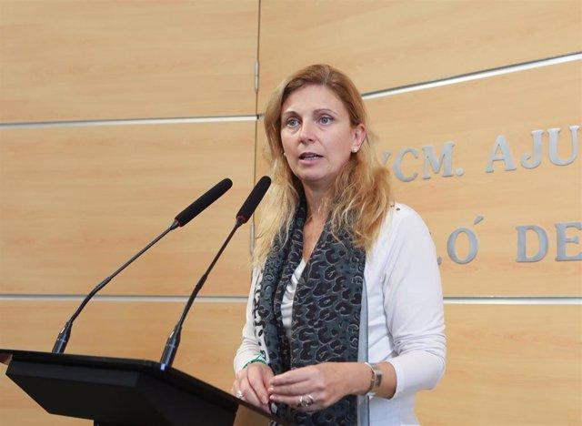 La alcaldesa de Castelló, Amparo Marco