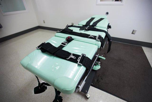 EEUU.- El Supremo de EEUU rechaza un recurso contra la inyección letal y da abre