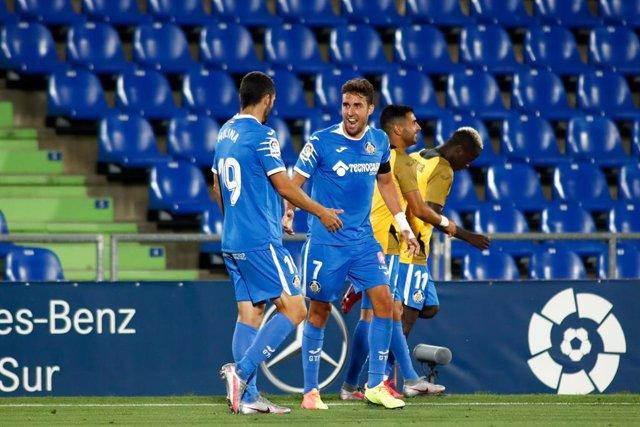 Fútbol/Primera.- (Crónica) Mata reengancha al Getafe a la lucha por la 'Champion