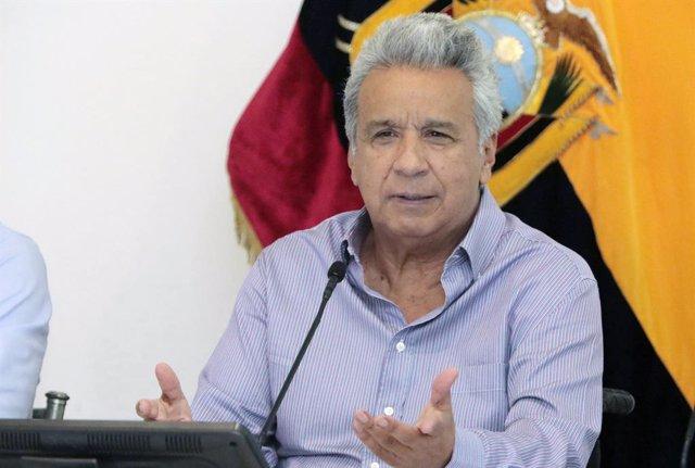 Coronavirus.- Moreno anuncia un incremento en la capacidad sanitaria de Quito an