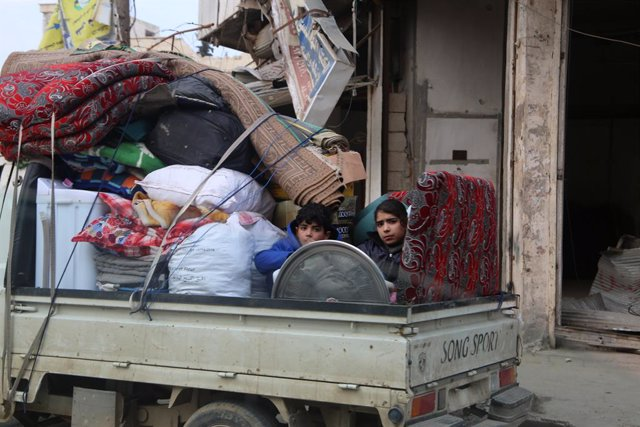 """Siria.- El 90 por ciento de los sirios afirma que los niños son las """"principales"""