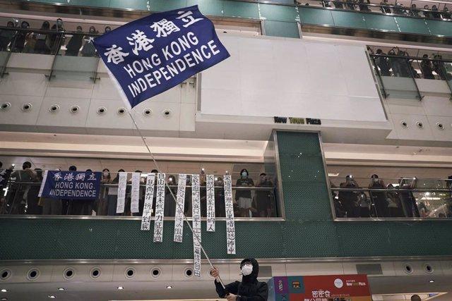 China.- Pekín aprueba por unanimidad la ley de seguridad para Hong Kong y entrar