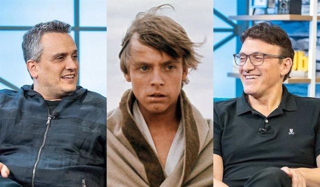 Disney quiere que los Russo (Vengadores: Endgame) dirigan la película de Star Wars sobre el Luke Skywalker