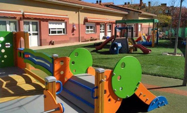 Escuela infantil en Morazarzal