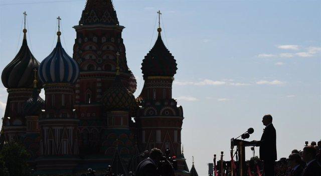 Coronavirus.- Rusia eleva a más de 647.000 contagios el balance de la COVID-19