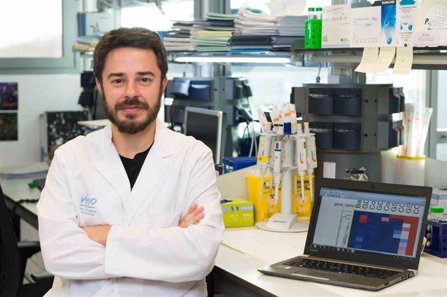 El jefe del grupo de investigación traslacional en sarcomas del Vhio, César Serrano