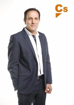 Javier Garijo tomará posesión de su acta como concejal del Ayuntamiento de Logroño por Ciudadanos