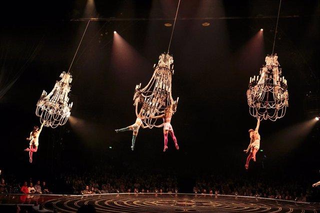 Canadá.- El Circo del Sol se declara en bancarrota y despide a 3.480 empleados