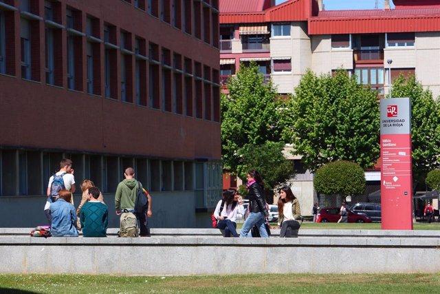 Edificio Quintiliano de la UR