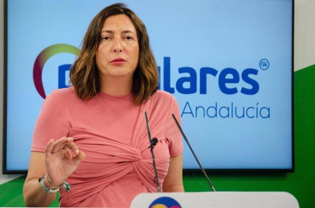 Loles López, este martes en rueda de prensa