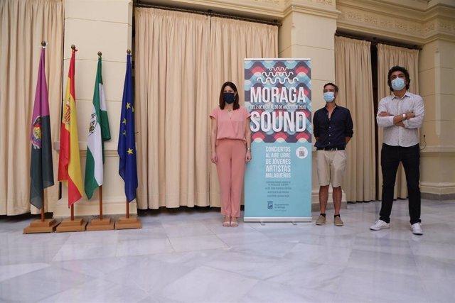 Presentación 'Moraga Sound'