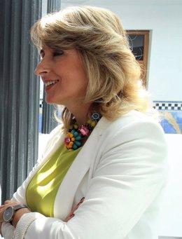 Pilar Pintor, concejal del Ayuntamiento de Algeciras y parlamentaria