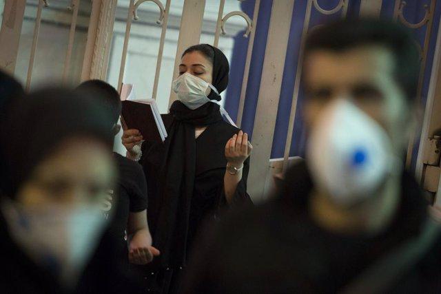 Coronavirus.- Irán sigue con el repunte y registra cerca de 2.500 contagios más