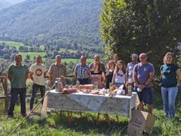 Productores alimentarios del Pirineu de Lleida se alían tras colaborar en la Covid-19