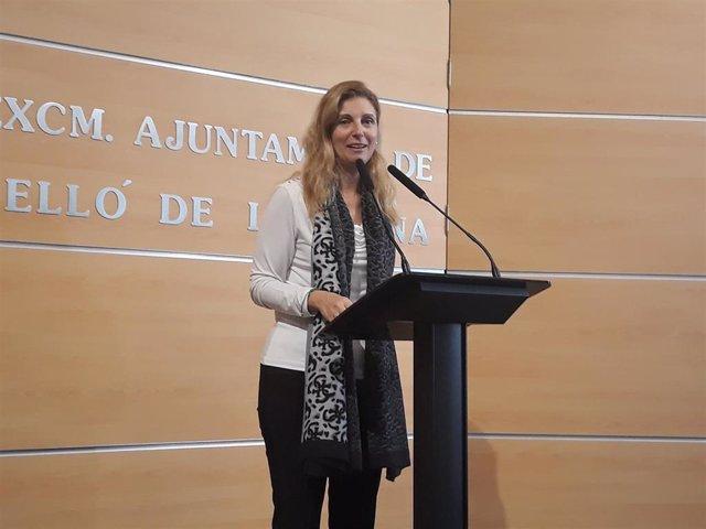Imagen de archivo de Amparo Marco, alcaldesa de Castelló