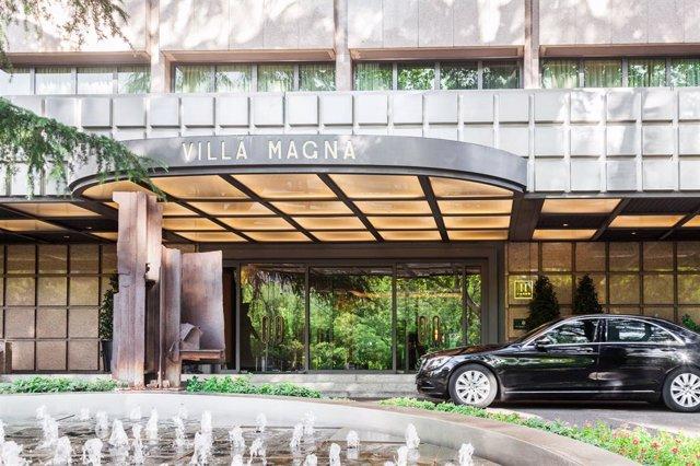 El Villa Magna se convertirá en el primer hotel en España en operar bajo la marc
