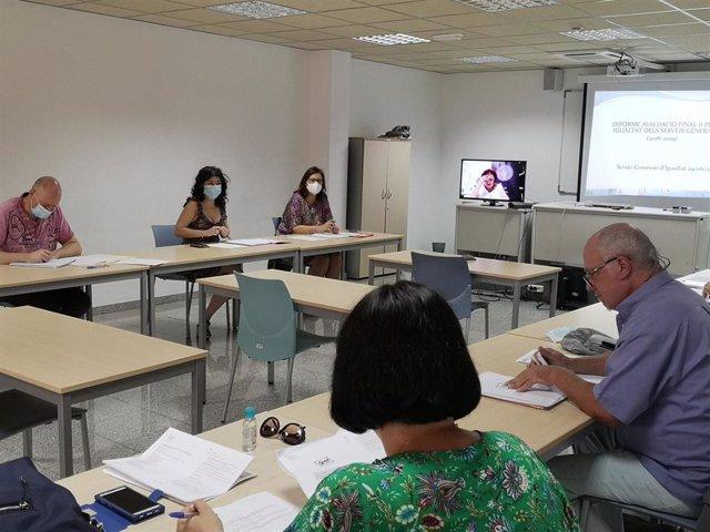 La Comisión de Igualdad de la Administración de la CAIB