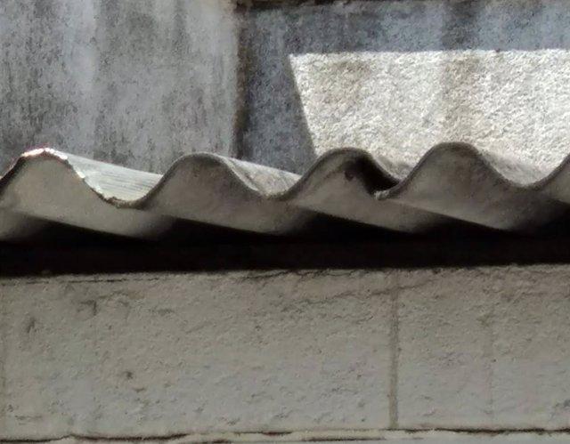 Tejados con amianto en Getafe
