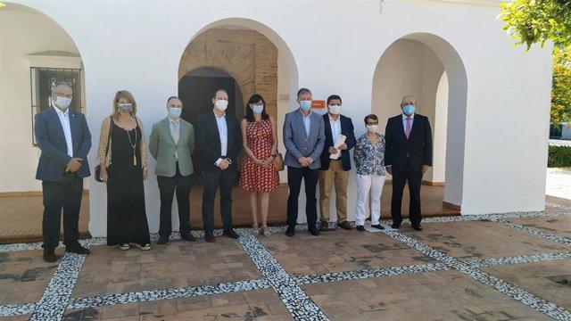 Presentación de los Cursos de Verano en la sede rabideña de la UNIA.