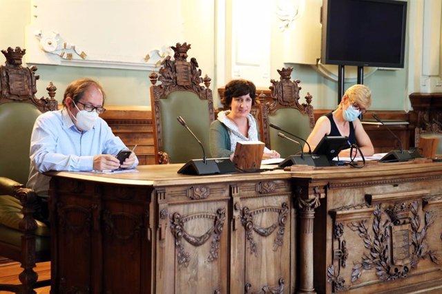 Reunión del Consejo de Administración de Aquavall.