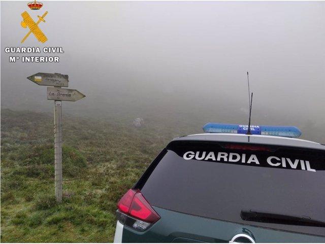 Nota De Prensa La Guardia Civil Rescata A Cinco Senderistas Tras Pasar 16 Horas En Una Zona De Soba