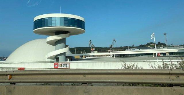 Centro Niemeyer, Avilés.