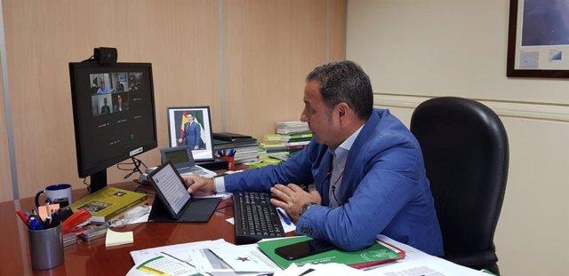 Sevilla.-La Junta organiza un seminario 'on line' dirigido a la agroindustria ac