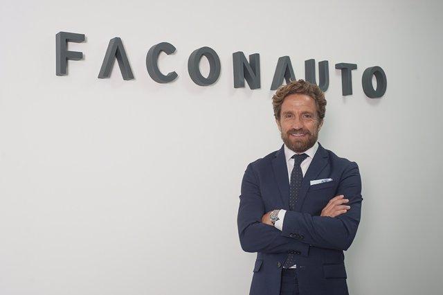 Gerardo Pérez, presidente de Faconauto