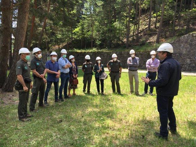 Colaboración de Endesa y Agentes Rurales a favor del medio natural