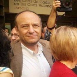 El nou subdelegat del Govern a València, Rafael Rubio.