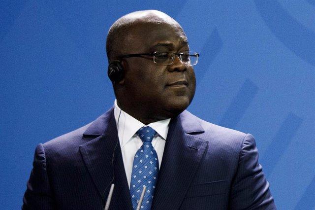RDCongo.- El presidente de RDC promete rechazar cualquier reforma que socave la