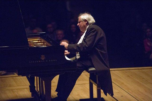 El pianista Grigori Sokolov (archivo)