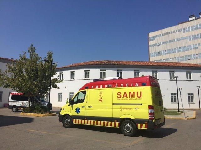 Un SAMU, imagen de archivo.