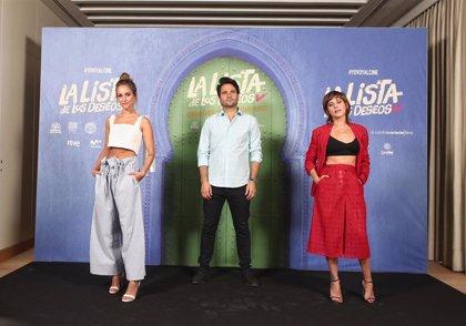 Álvaro Díaz Lorenzo dirige 'La lista de los deseos', un 'Thelma & Louise' con Victoria Abril, María León y Silvia Alonso